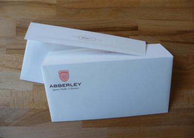 Κατά παραγγελία φάκελος Χαρτί 135 gr ανακυκλώσιμο από άμυλο πατάτας