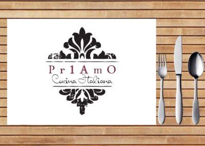 εκτύπωση σουπλά μιας χρήσεως για εστιατόριο  Χαρτί 100gr σαμουά Πιστοποιημένο για επαφή με φαγητό