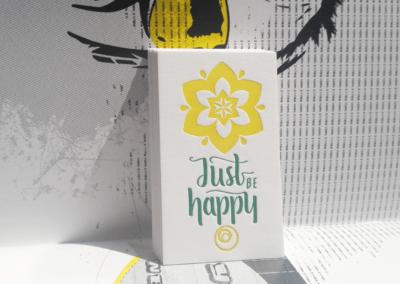 letterpress business cards σε Sumo 1mm