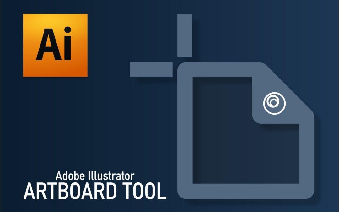 Adobe Illustrator-Artboard Tool