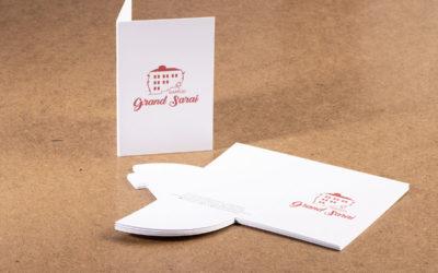 Χαρτί Sirio White/White