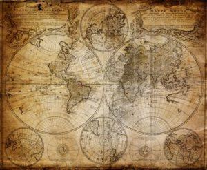 Η ιστορία της επαγγελματικής κάρτας στην Ευρώπη του17ου αιώνα.